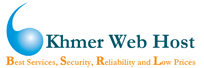 Khmer Web Host Logo